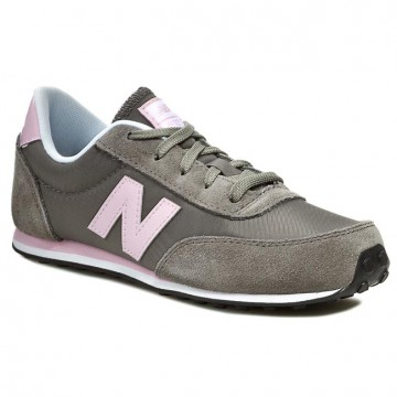 new balance kl410 gris rosa mujer